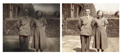 Restoring Old Photos And Artwork Is A Benefit Of Fire And Water Damage Restoration.